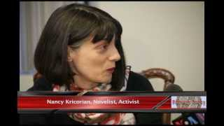 "Presentation of Nancy Kricorian's novel ""All the Light There Was"", followed by an interview"