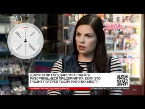 Екатерина Андреева теперь и на ДОЖДЕ