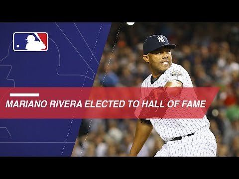 Video: Watch Mariano Rivera's Hall of Fame career highlights