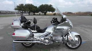 4. 403718 - 2005 Honda Gold Wing GL1800ABS   30th Anniversary - Used motorcycles for sale