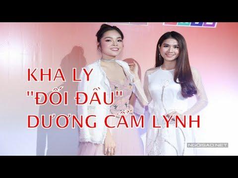 """Kha Ly """"ĐỐI ĐẦU"""" Dương Cẩm Lynh chỉ vì hát BOLERO - Thời lượng: 10 phút."""