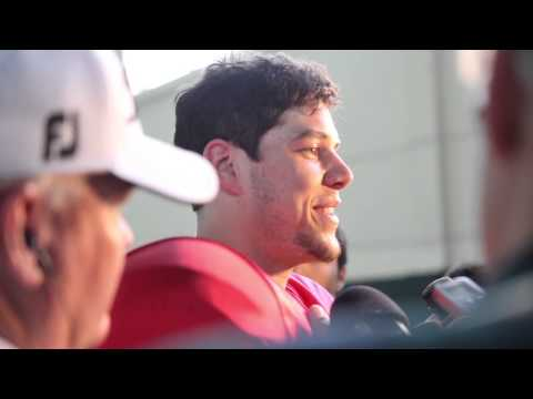 Bryce Petty Interview 4/7/2013 video.