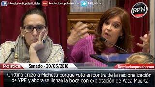Video *SENSACIONAL* Cristina dejó en ridículo a Michetti MP3, 3GP, MP4, WEBM, AVI, FLV Agustus 2018