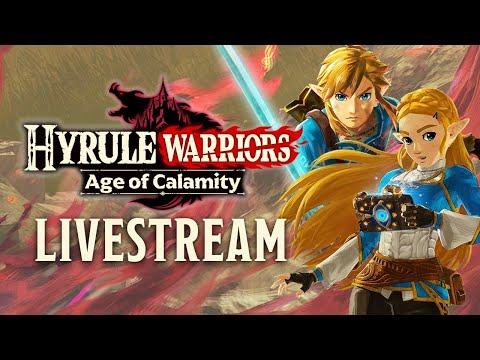 Hyrule Warriors: Age of Calamity Gameplay - TGS 2020