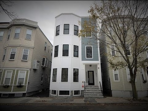 827 East 2nd Street - New Construction, South Boston