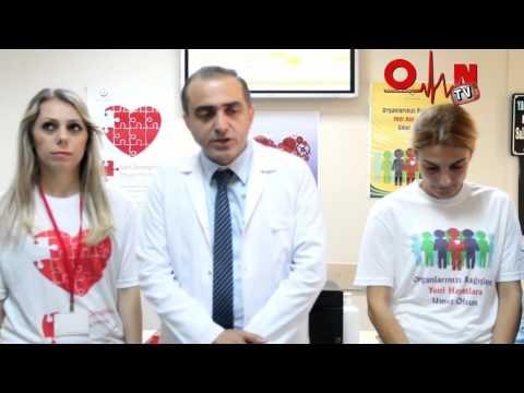 Of Devlet Hastanesi Organ Bağış Açıklaması
