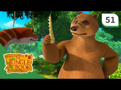 The Jungle Book ☆ Combing the Jungle ☆ Season 3 - Episode 51 - Full Length