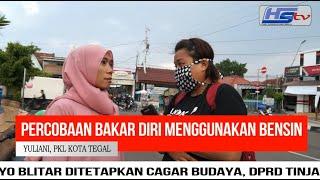Insiden PKL Dengan Satpol PP Kota Tegal ( HARIANSIBER TV )