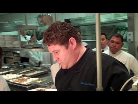 Water Grill Restaurant, Chef David LeFevre  -- Sophie Gayot of GAYOT.com