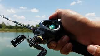 Video Shimano Curado K 2017 +Abu garcia xrossfield 4-16 vs  Chao Phraya giant catfish 50kg MP3, 3GP, MP4, WEBM, AVI, FLV Februari 2019