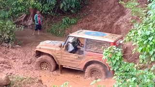 Download Video Jimny long 4WD vs jimny Lj80 | offroad Extreme MP3 3GP MP4