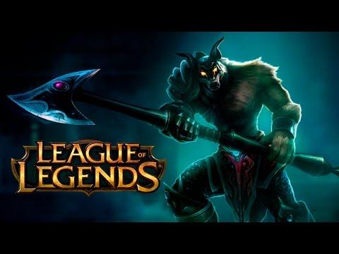 Nasus в League of Legends от 2KXAOC