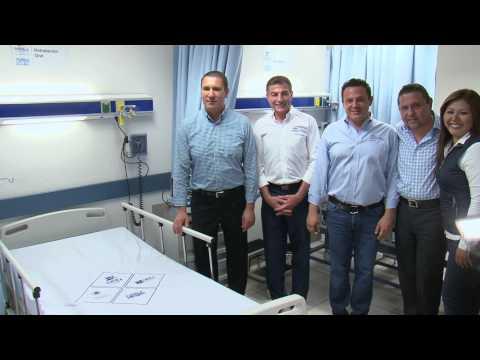 RMV y Tony Gali coordinan acciones de salud y seguridad para Puebla.
