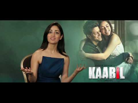 Hrithik Roshan Kaabil Hoon Song Making Video