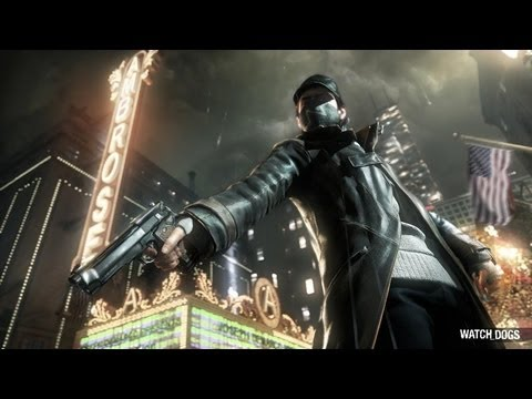 Watch Dogs - E3 Gameplay Video Trailer HD