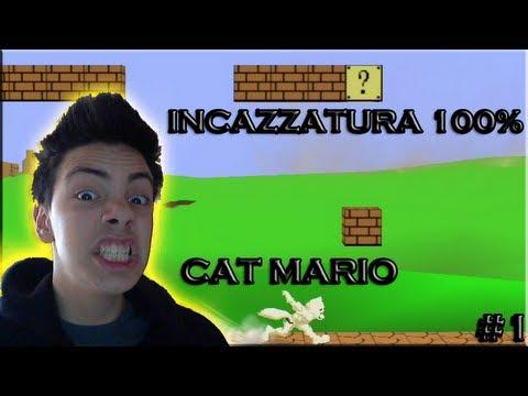 trombon64 cat - mario
