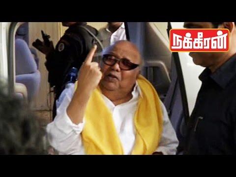 KALAIGNAR-casts-his-vote-TN-Election-2016