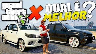 GTA V - Racha de Carros - Amarok vs Hilux - Racha de Rua➞ Racha na Vida Real: https://youtu.be/RSP8lH4gxwM➞ Canal do Chapax: https://goo.gl/BaWC3SVeja Também:➞ NAMORADA NO GTA - https://youtu.be/B5WooL17xO8➞ MAIOR ENCONTRO DE SOM - https://youtu.be/KYifnCumG3QGTA V Vida Real - Teste Off Road - Nova Hilux - RangerDUDU MOURA• Twitter - https://twitter.com/DuduMouraEx• Youtube - https://www.youtube.com/DuduMouraEx• Facebook - https://www.facebook.com/DuduMouraEx• Instagram - https://www.instagram.com/DuduMouraEx• Google Plus - https://plus.google.com/+DuduMouraEx