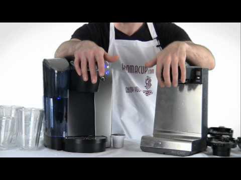Keurig vs BUNN MCU Single Serve Multi-Use Coffee Maker