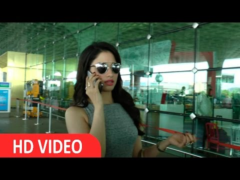 Tamannaah Bhatia Spotted At Airport
