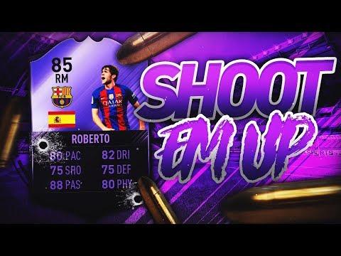 NEUE SERIE🔥 SHOOT EM UP DISCARD BATTLE | HERO SERGI ROBERTO VS SCHENJAWOLK3 | FIFA 17 ULTIMATE TEAM