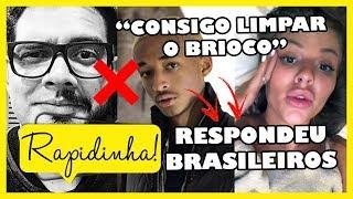 """Piadas engraçadas - LUÍSA SONZA FAZ PROMESSA AOS FÃS  APÓS SER ALVO DE """"PIADINHA"""" FILHO DE WILL SMITH RESPONDE"""