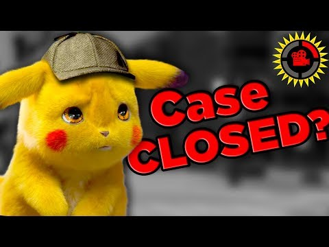Film Theory: What is Detective Pikachu's Secret Identity? (Pokemon Detective Pikachu Movie)