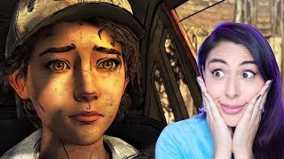 CLEM IS ALL GROWN UP - The Walking Dead: The Final Season Episode 1 Pt1