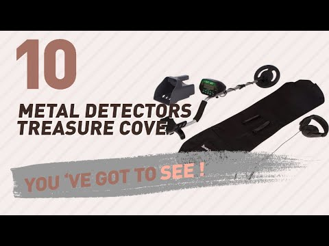 Metal Detectors Treasure Cove // New & Popular 2017