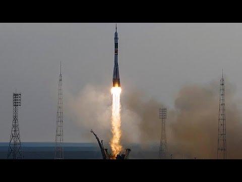 Νέο πλήρωμα στον Διεθνή Διαστημικό Σταθμό