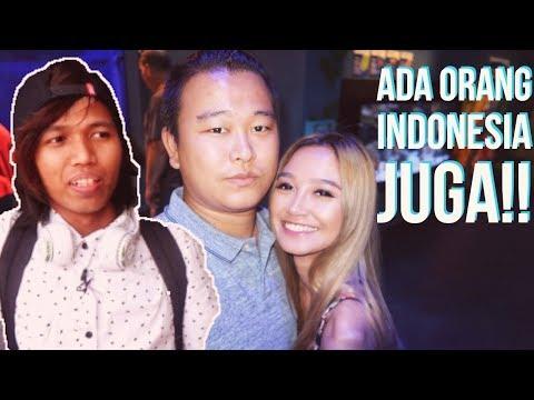 KETEMU ORANG INDONESIA di AQUARIUM | ANDRI INDONESIA_Akvárium