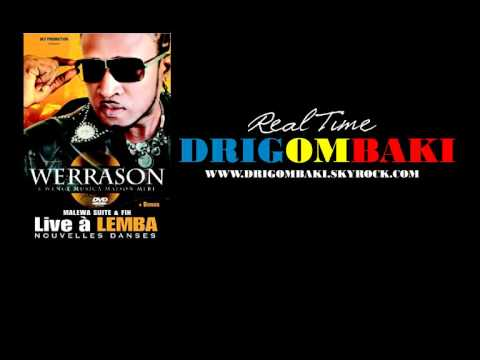 WERRASON/ DVD LIVE A LEMBA DISPONIBLE LE 6 JANVIER 2011/ PRODUCTION DLV MAGIE