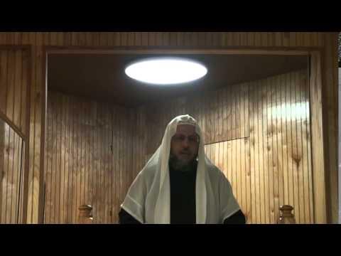 خطبة الجمعة- التقوى للشيخ وليد المنيسي
