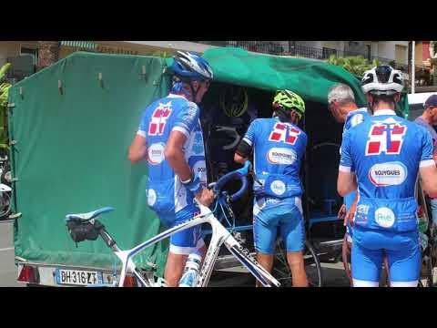 La saison 2017 avec l'ASPES Cyclosport