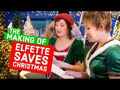 Elfette Saves Christmas Featurette: Finding the Twinkle (2019 Family Christmas Film)