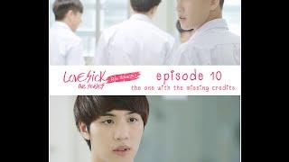 [ENG Sub] Love Sick The Series S1E10