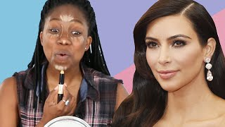 Women Try Kim Kardashian