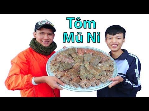 Hữu Bộ | Tôm Mũ Ni Nướng Mọi | Grilled Shrimp - Thời lượng: 15:10.
