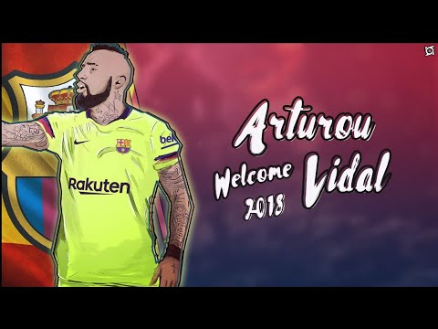 Arturo Vidal 2018/19 ●  THE WARRIOR - Best Tackles & Skills | HD