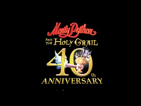 Monty Python And The Holy Grail 40th Anniversary Trailer