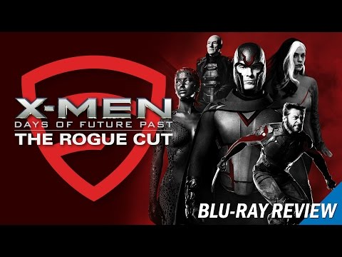 X-Men: Days of Future Past - The Rogue Cut (Blu-ray Review)