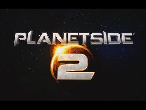 Planetside 2 Unofficial Trailer - Best MMOFPS?