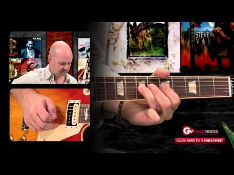 Guitar Tricks 180: Call and Answer Blues Lick
