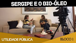 Sergipe and Bio-oil - interview with Dr. Laisa Canielas Block 1