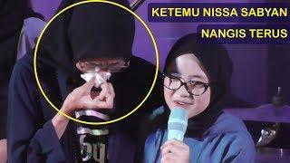 "Video Ketemu Nissa Sabyan Nggak Berhenti Nangis ""YA ASSIQOL"" Konser Amal Sabyan Gambus di Kebumen MP3, 3GP, MP4, WEBM, AVI, FLV September 2018"