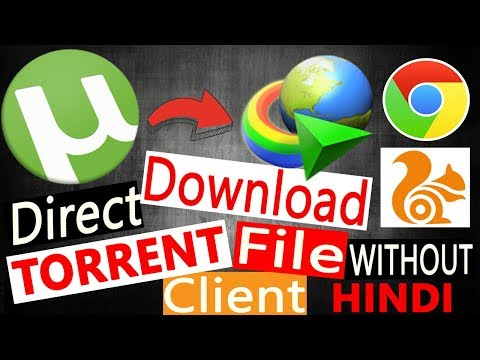 Download torrent files[MOVIES] without utorrent client ||PC||ANDROID||