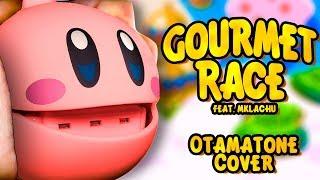 Gourmet Race - Otamatone Cover (feat. mklachu)