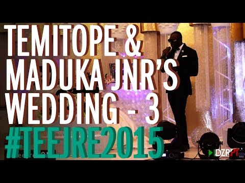 The Wedding Guest: Temitope And Maduka Jnr  #TeeJre2015 (3)