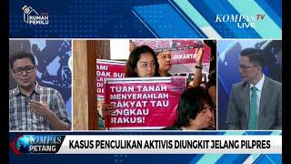 Video Dialog – Kasus Penculikan Aktivis Diungkit Jelang Pilpres (1) MP3, 3GP, MP4, WEBM, AVI, FLV September 2019