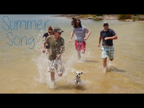 Homegrown Band - Summer Song (Official Music Video)